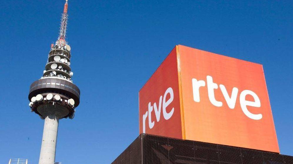 Foto: La sede de RTVE.