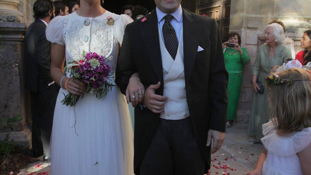 Lourdes Montes, protagonista en la boda andaluza de Yago Matossian Falcó