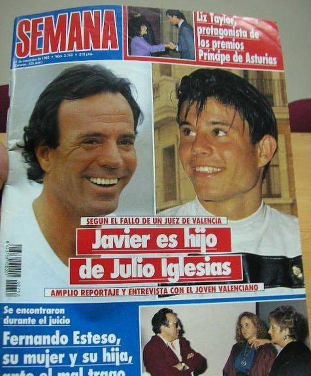 Foto: Portada de 'Semana' de principios de los 90. (Foto: Sufridores en Casa)