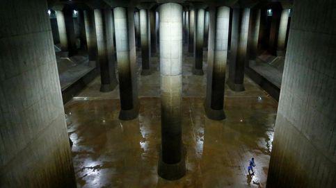 Tokio construye la mayor 'catedral' del mundo y no podrás verla (es subterránea)