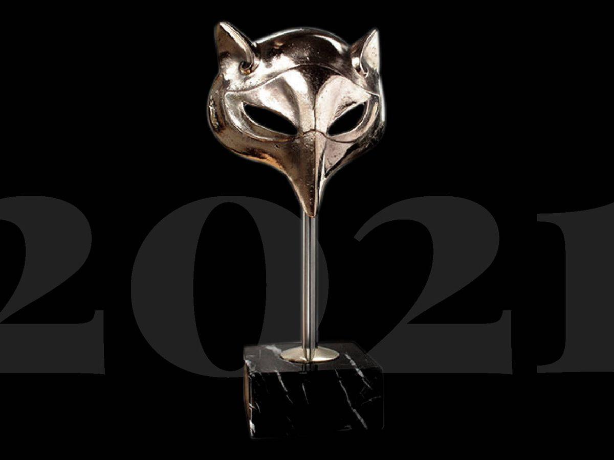 Foto: Premios Feroz 2021.
