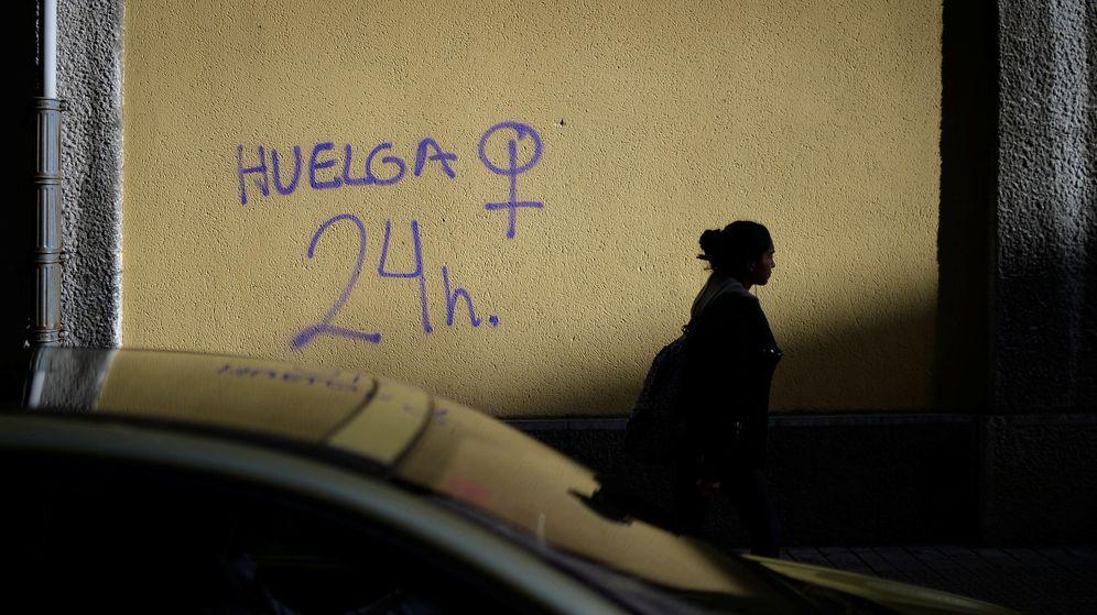 Foto: Huelga feminista del 8 de marzo   Reuters