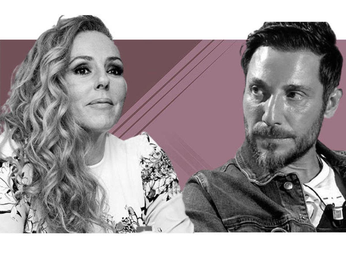 Foto: Rocío Flores y Antonio David. (Vanitatis)