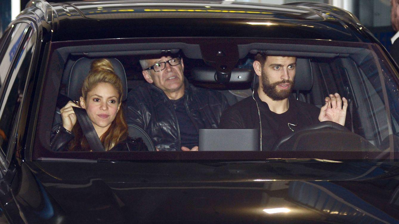 Foto: Shakira y Piqué en una imagen de archivo (Gtres)