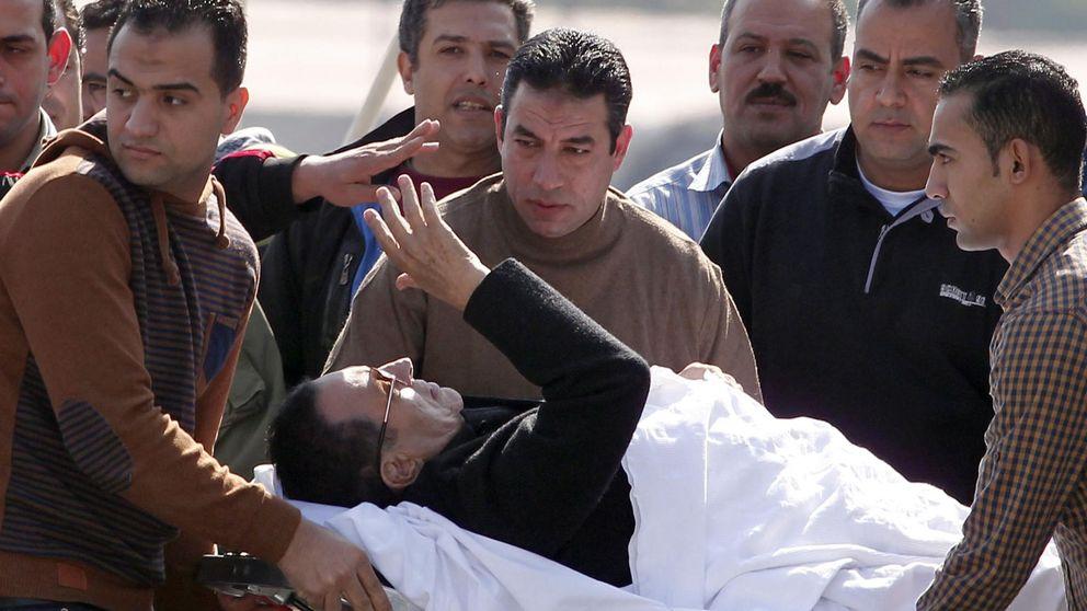 Hosni Mubarak, absuelto por la muerte de manifestantes en 2011