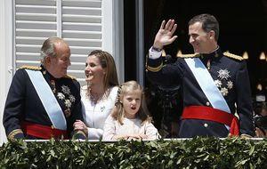 El Congreso aprueba el aforamiento del Rey Juan Carlos sin el PSOE