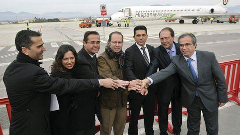El promotor de la aerolínea Hispania Airways acepta dos años de prisión por estafa
