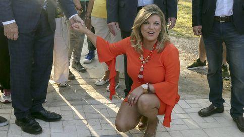 Terelu Campos, agasajada en su tierra
