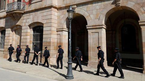 Los Mossos avisan de que la Policía tendrá que pedir entrar en el Parlament