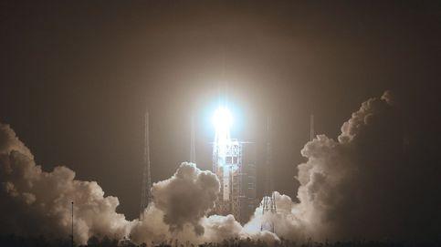 China lanza su carguero espacial Tianzhou