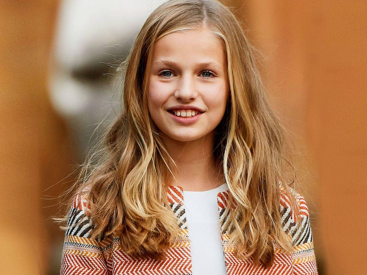 Foto: La princesa Leonor, en una imagen de archivo. (Limited Pictures)