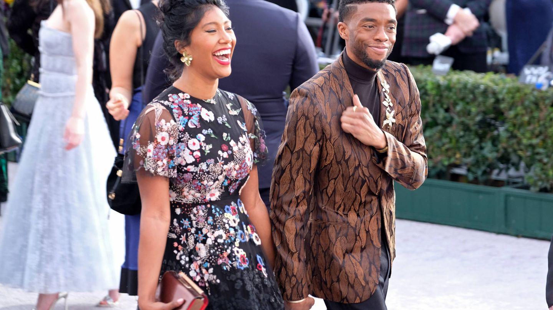 La cantante y el actor, en una imagen de 2019. (Getty)