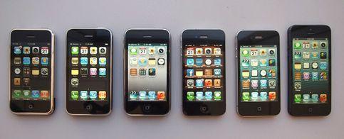 Foto: ¿Está preparando Apple un iPhone 'low cost'?