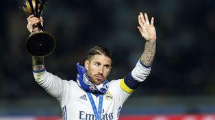 Zidane, Cristiano, Castro, Costa, Ramos, Marcos y Theo, triunfadores de 2016
