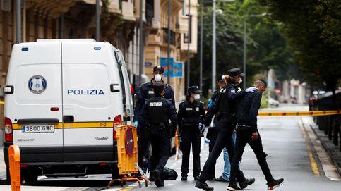 Desalojan el edificio ocupado en San Sebastián