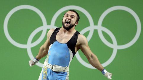 La celebración de la medalla de Nijat Rahimov que no podrás parar de ver