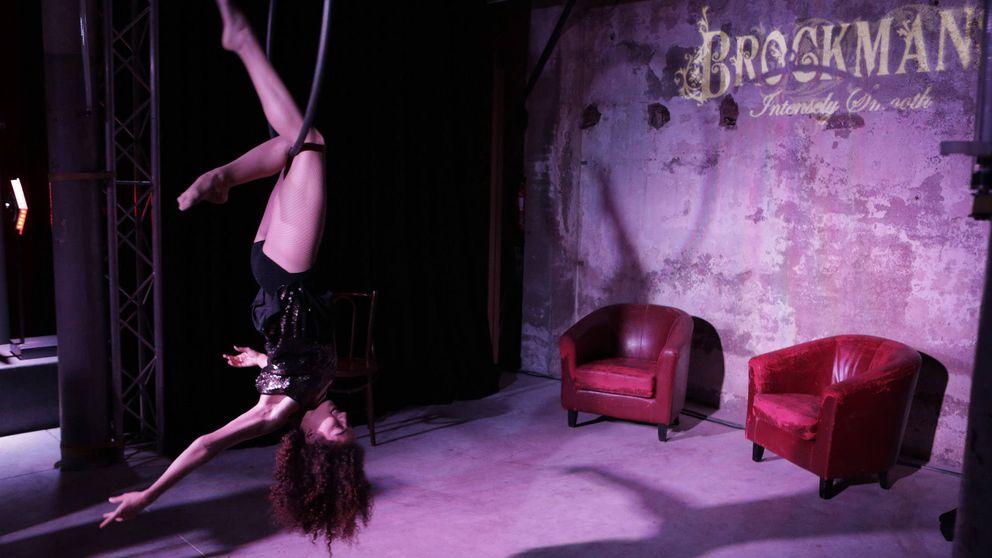 La noche más sensual de Brockmans llega a Madrid