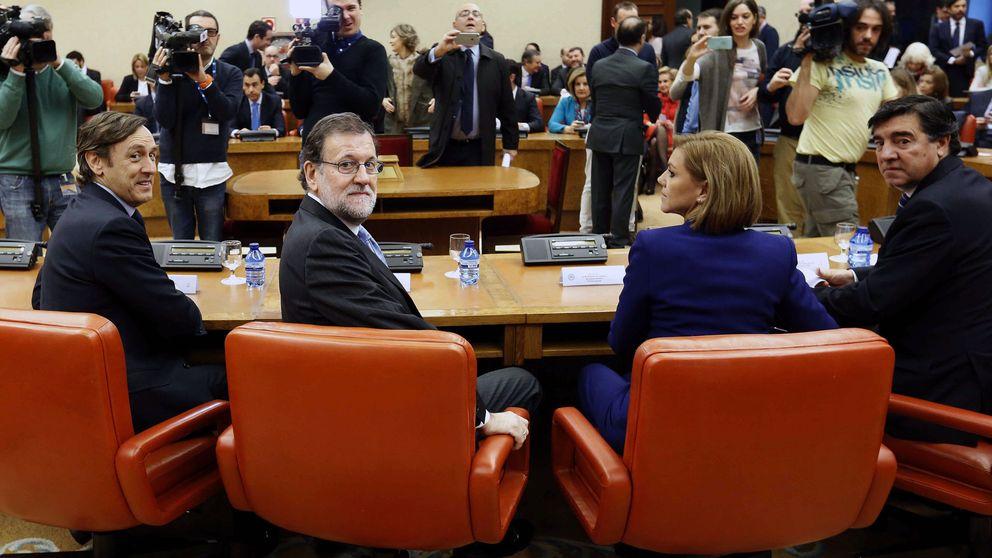 Rajoy invita a Sánchez a seguir el pacto del Congreso para facilitar un Gobierno