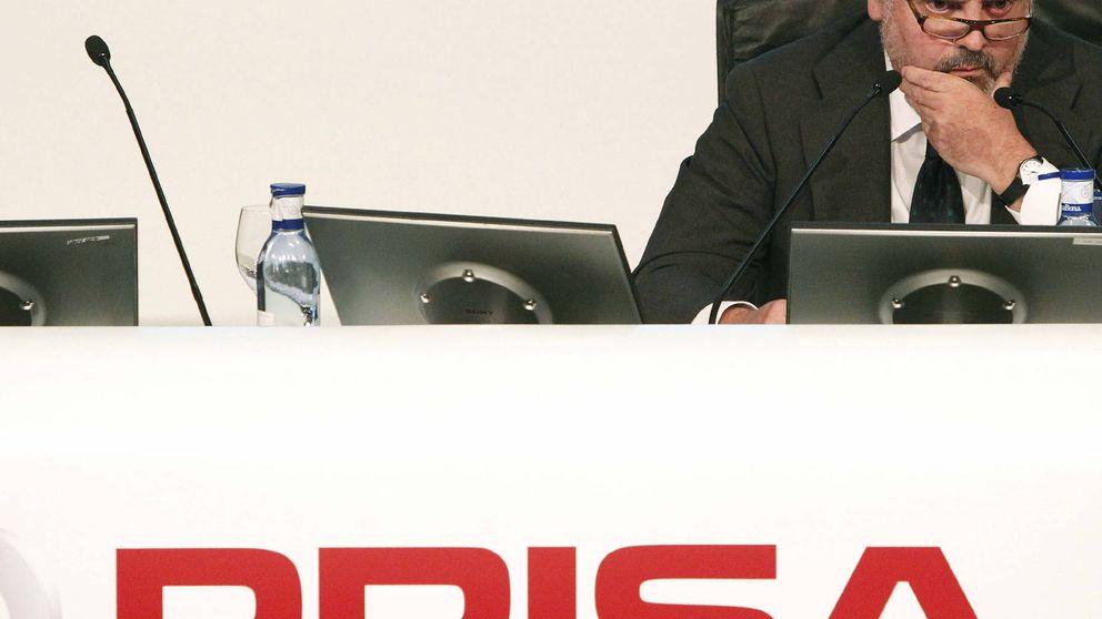 Prisa sigue saboreando las mieles de la reestructuración de su deuda