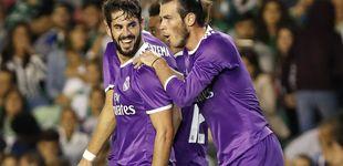 Post de Zidane y su traición: Isco o Bale para la final de Champions
