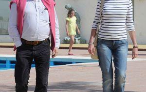El fiscal salva a Del Hierro porque un vigilante le vio en Liberbank
