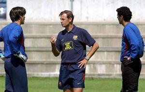 Doce años después, el primer entrenador que confió en él le da otra oportunidad a Valdés