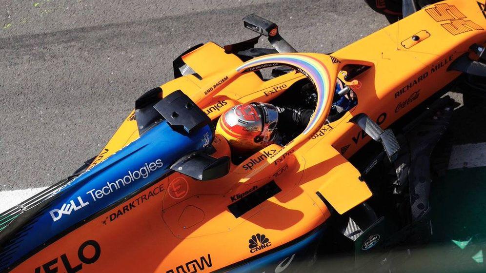 Foto: Carlos Sainz ha entrado en todos los Q3 de la actual temporada, al igual que Lando Norris. (McLaren)
