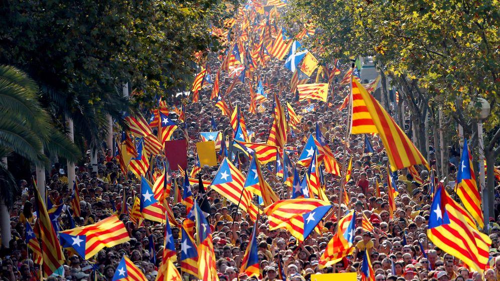 Foto: Los independentistas perderían la mayoría absoluta. (Reuters)