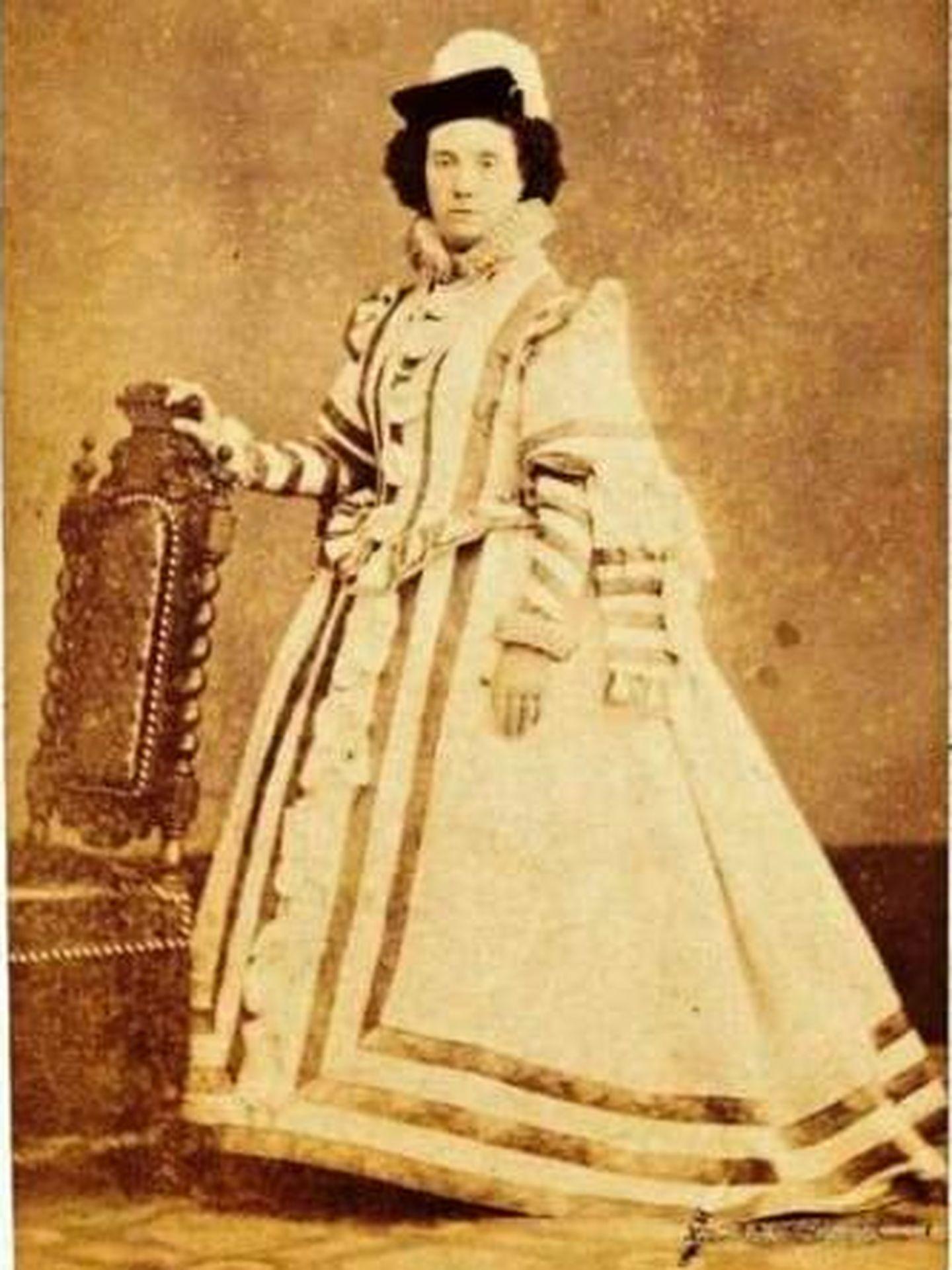 La infanta Isabel Fernandina.