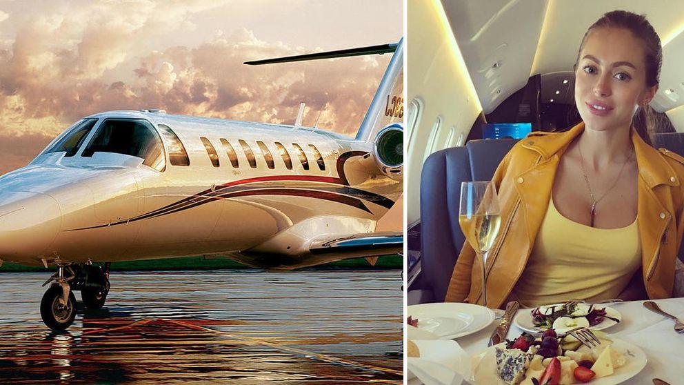 Llega el Uber de los aviones para ricos: vuela en un jet privado desde 300 euros