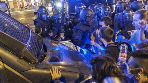 Rabia contenida y cargas policiales: el movimiento LGTBIQ+ toma Madrid por Samuel