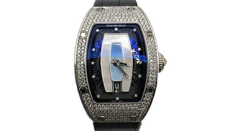 Reloj de Xisca de Richard Mille. (Chrono 95)