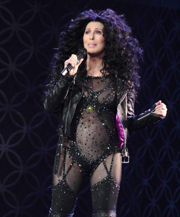 Foto: Cher, en una imagen de archivo (Gtres)