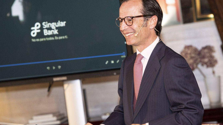 Singular Bank multiplica por seis sus pérdidas (15,5M) desde 2018 con Javier Marín