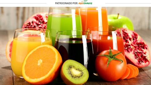 El zumo de fruta envasado no tiene azúcares añadidos (y otros mitos que hay que derribar)