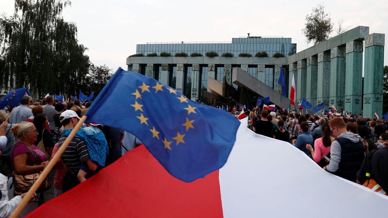 Bruselas intenta recuperar el pulso contra la deriva autoritaria en Polonia y Hungría