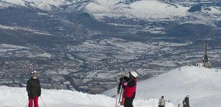 Post de Vuelve el frío: lluvia, viento y nieve con 500 kilómetros para esquiar en Pirineos