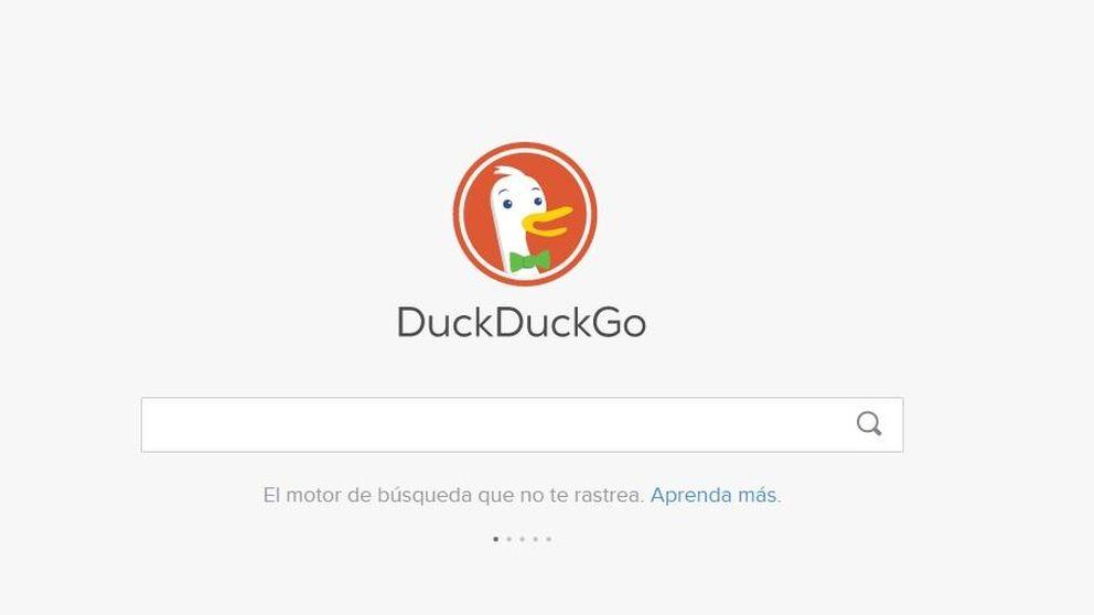 Cuatro motivos que te harán cambiar Google por DuckDuckGo