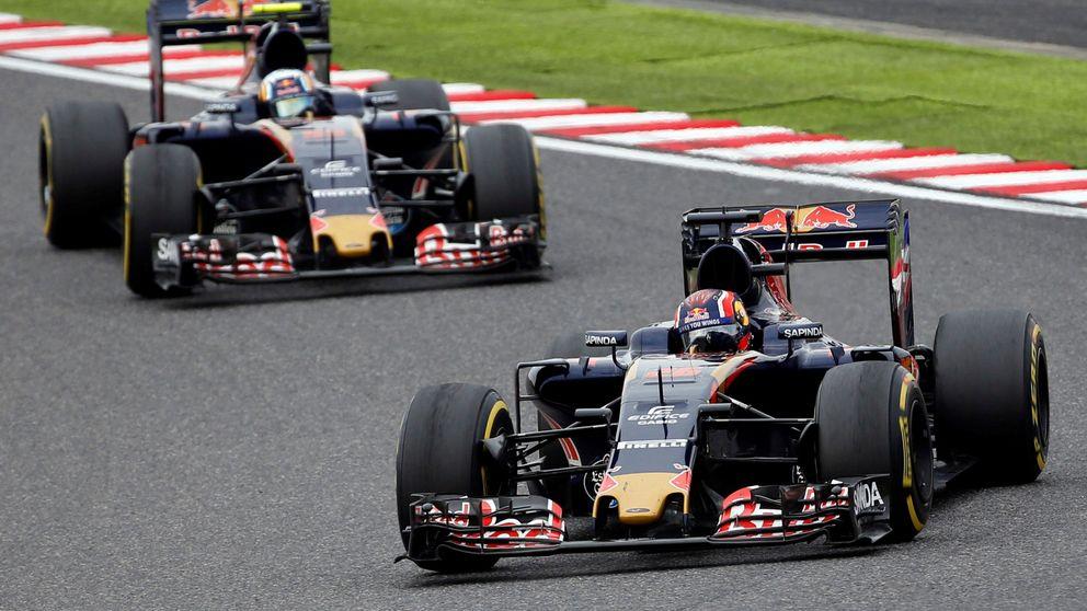 El desastre de Sainz y las malas 'decisiones' de Toro Rosso en Japón
