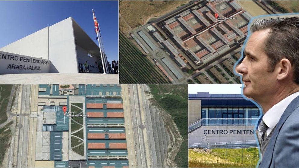 Así son las tres cárceles de 'lujo' donde Urdangarin podría cumplir condena