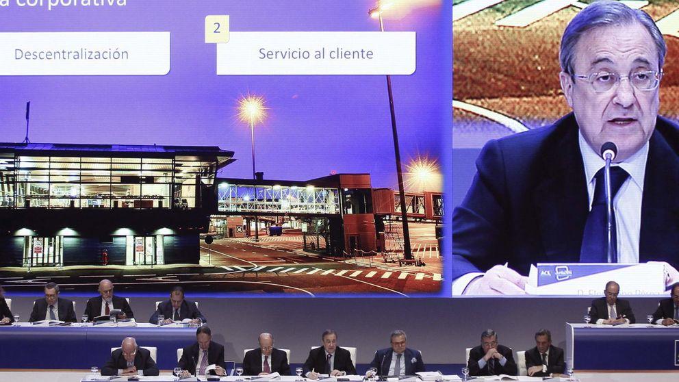 ACS reclama 350 millones en sobrecostes por el AVE a Francia