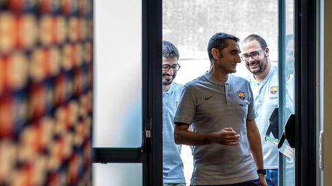 Valverde saca las uñas ante la directiva para exigir la continuidad de Rakitic