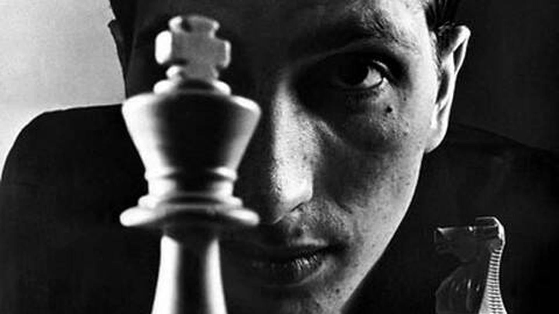 Bobby Fischer, 1967. (Philip Rother)