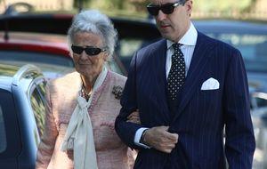 Fallece la madre de Jaime de Marichalar
