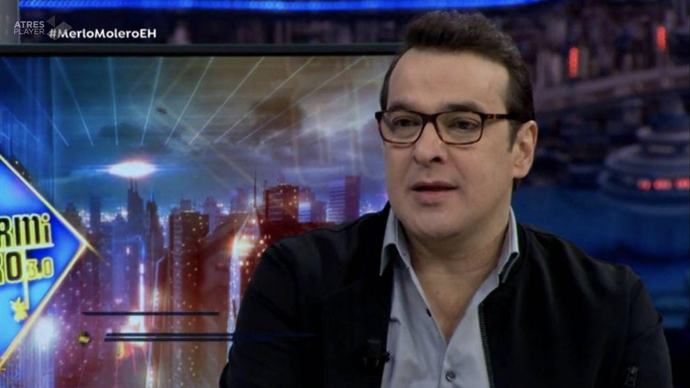 Luis Merlo ('El hormiguero'): Tuve un sustillo de esos que te da la vida