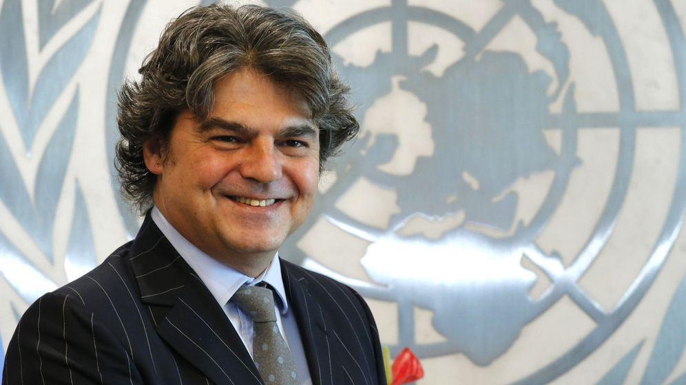 Foto: El nuevo embajador de España ante las Naciones Unidas, Jorge Moragas. (EFE)