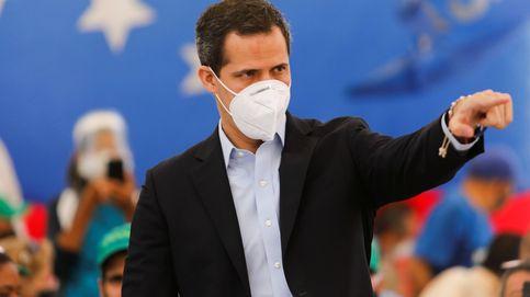 Juan Guaidó anuncia que ha dado positivo por coronavirus