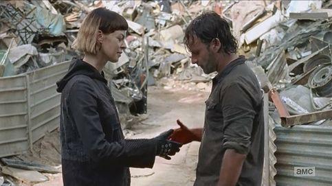 'The Walking Dead' 7x10: Rick, obligado a hacer nuevos amigos