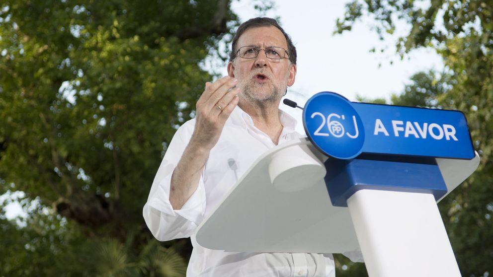 Rajoy carga contra Iglesias por dudar de la limpieza de las elecciones en España