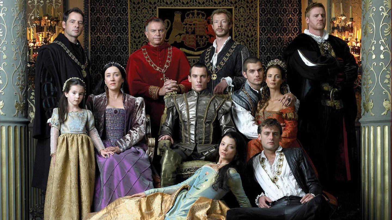 Imagen promocional de la serie 'Los Tudor'. (TVE)
